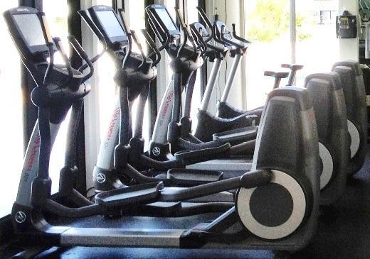 elliptical cardio equipment