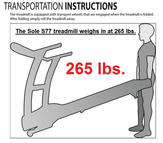 s77 transportation instructions