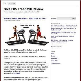 solef85treadmillreview